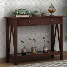 house of hton console table console tables buy wooden console table online india