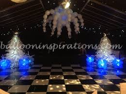 Stage Decoration For Christmas Party by Christmas Parties Archives Ballooninspirations Com
