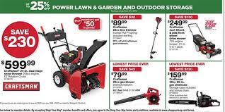 amazon black friday mower sales sears black friday 2016 tool deals