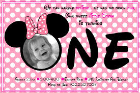 minnie mouse 1st birthday party ideas colors customized minnie mouse baby shower invitations as well