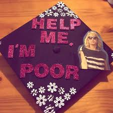 Grad Cap Decoration Ideas Funny Graduation Cap Ideas Popsugar Career And Finance