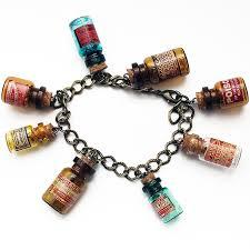 charms bracelet online images Poison bottle charm bracelet asunder online store powered by jpg