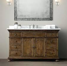 single vanity for bathroom 60 inch single sink bathroom vanity
