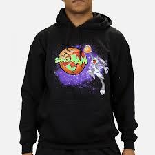 space jam sweater freeze space jam bugs bunny hoodie black villa