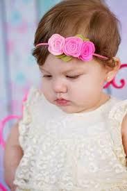 toddler headbands felt flower headband baby felt headband toddler headband