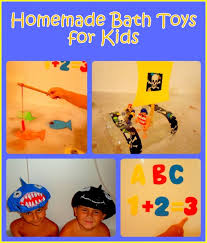 Make Bathtime Fun For Your Dog How To Make Homemade Bath Toys For Kids Wehavekids