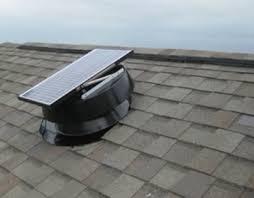 solar attic fan hnsf solar attic exhaust fan 20 watt panel hnsf20w