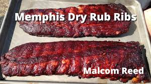 memphis style rib recipe how to smoke memphis style dry rub ribs