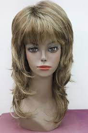 medium length layered wavy hairstyles fashion high quality brown mix synthetic hair layered wavy medium
