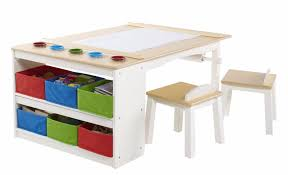 kids play table with storage 52 kids play table wood 3 piece wood kids table and chair set in