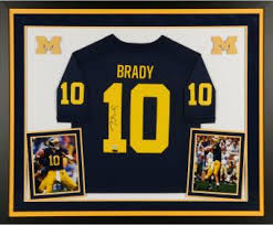 michigan wolverines fan gear michigan wolverines sports memorabilia signed autographed