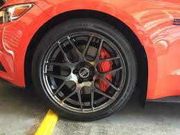 Black Chrome Wheels Mustang Mustang Amr Dark Stainless Wheel 19x8 5 15 17 All Free Shipping