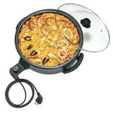 poele electrique cuisine poêle multifonction électrique grande ø 41 cm achat vente