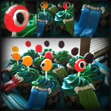 Halloween Monster Cupcakes Sugar Mamma Cakes