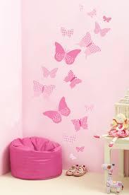 wall stickers uk baby wall stickers uk baby accesories cute patterned pink butterfly wall sticker inspiration in light pink