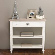 console table consolees with storage for small spaces rhama home