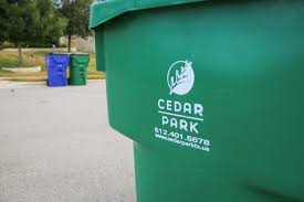 thanksgiving trash pickup residential collection schedule city of cedar park texas