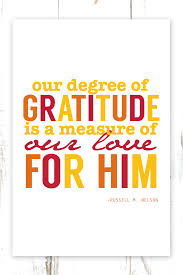 lds gratitude printable craftinge e
