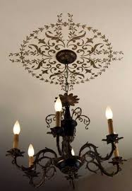 What Size Ceiling Medallion For Chandelier 37 Best Ceiling Medallions Images On Pinterest Ceiling