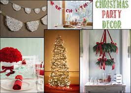 Party Decorating Ideas by Decoration Ideas For Christmas Party Henol Decoration Ideas