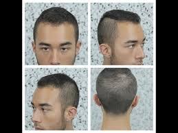 360 view of mens hair cut my son s new haircut tutorial men s side part undercut hairstyle