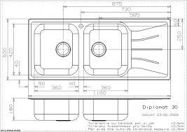 76 beautiful imperative standard kitchen sink cabinet size