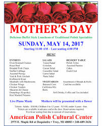 mother u0027s day buffet sunday may 14 2017