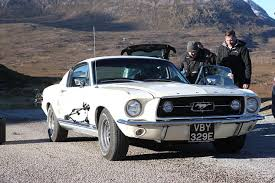 ford mustang specialist top gear s vintage mustang sports car breaks during filming