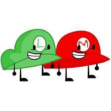 mario u0026 luigi hats objectuniverse u0026twoniverse wiki fandom