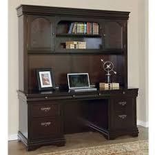 dark wood computer desk beaumont executive desk suite office furniture dark wood and desks