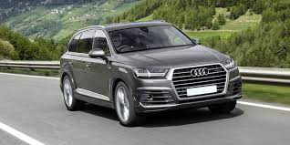 audi jeep 2016 audi q7 review carwow
