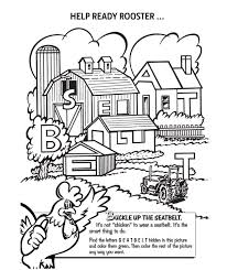 john deere coloring book pages for kids