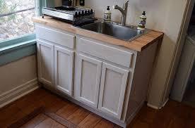 Cabinet For Kitchen Sink Kitchen Sink Base Unfinished Oak 48 Cabinets Sinks For 30 Inch