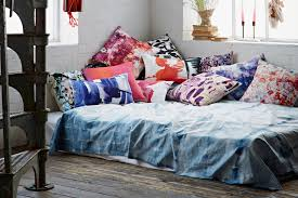 beautiful pillows for sofas 9 portable floor bed ideas perfect for small spaces