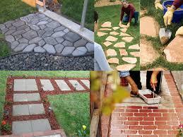 idee fai da te per il giardino i vialetti fai da te per il giardino questo lo riciclo ti piace