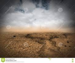 surreal desolate desert landscape background stock photo image