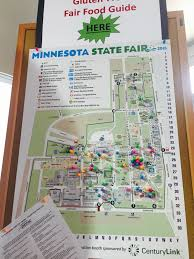 State Fair Map Gluten Free At The Minnesota State Fair With Photos Celiac In
