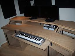 Creation Station Studio Desk 51 Best Studio Desks Images On Pinterest Music Studios Music