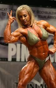 Muscle Woman Meme - female body builders creepy gallery ebaum s world