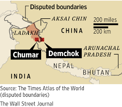 india china border standoff troops go toe to toe at 15 000 feet wsj