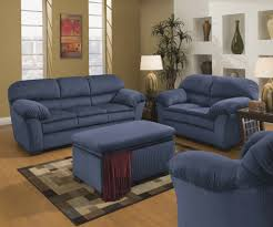 blue living room set microfiber living room chairs contemporary microfiber living room
