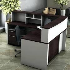 Ikea Reception Desk Desk L Shaped Reception Desk Dimensions L Shaped Reception Desk
