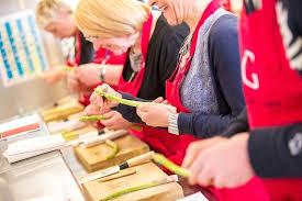 cours de cuisine avec un chef étoilé simple cuisine design idées pour savourez un cours de cuisine avec
