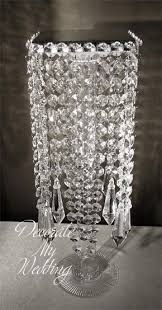 Wedding Centerpiece Stands by Best 10 Crystal Centerpieces Ideas On Pinterest Wedding Chair