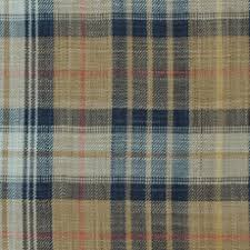 31880 438 plaid check laguna by duralee fabric