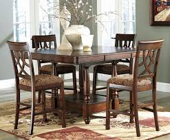 glass counter height table sets 48 manhattan round glass counter height dining table set round designs