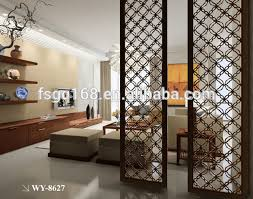 Room Dividers Cheap by Sliding Doors Interior Room Divider With Wrought Iron Material