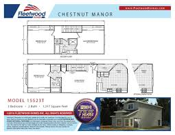 randall manufactured homes fleetwood crownpointe xtreme 12482l standard features interior decor packages