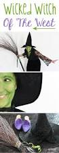 wicked witch of the east costume for kids how to create an easy no sew witch costume witch costumes