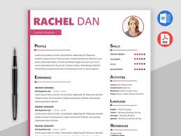 resume template free download creative creative resume template free download max resumes